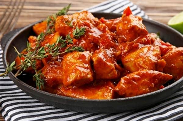 receta de pollo en chipotle