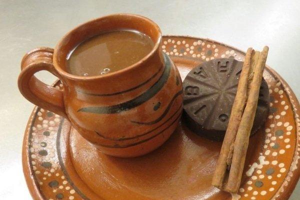 Champurrado Mexicano Casero