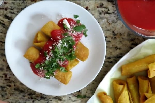 Tacos Guatemaltecos